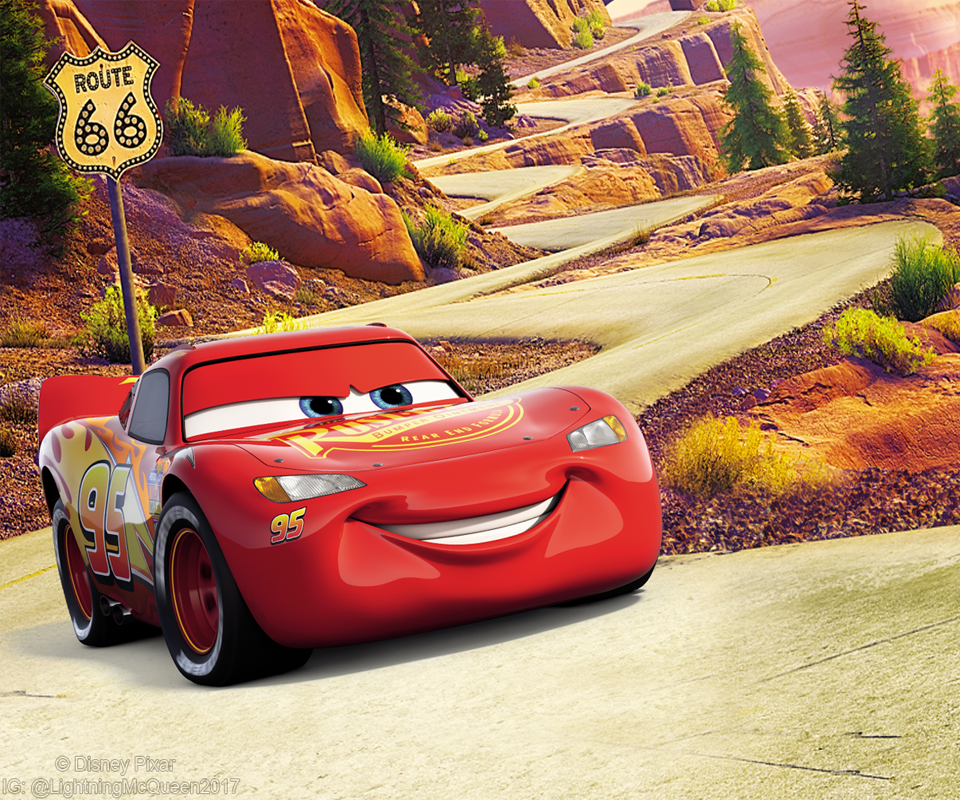 Cars 3 Lightning Mcqueen Wallpaper 960x800 By