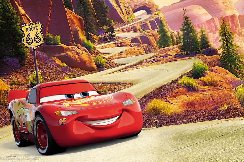 Cars 3 Lightning McQueen Wallpaper 1080x720 By LightningMcQueen2017