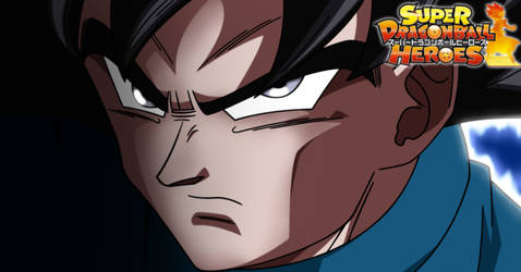 Grand Priest Goku [Yuya Takahashi] by MohaSetif