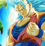 SSJB3 Goku