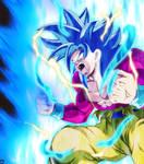 SSJB4 Goku