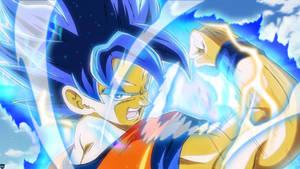 SSJBE Goku