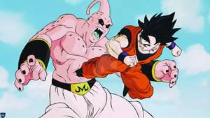 Gohatto vs Super Buu