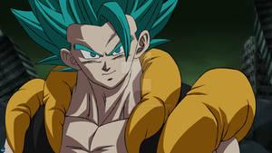 SSJB Gogeta [Goku Black Saga]