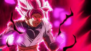 Goku Black's new power