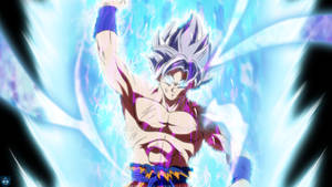 Super Ultra Instinct Goku