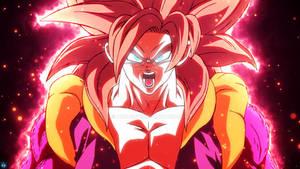 Super Full Power SSJ4 Gogeta