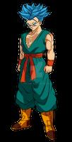 SSJB Trunks [Shintani Style]