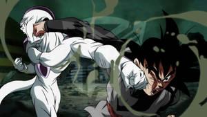 Frieza vs Goku Black