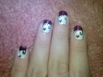Fancy nails by Shanster2