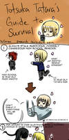 [K] Totsuka's Guide to Survival [COMIC]