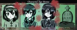 Character Age Meme: Hanyuan