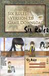 Six Rules [Visual Novel Game] Released! (v1.0)