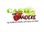 Cash vs Yandere Logo