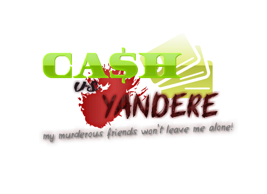 Cash vs Yandere Logo by CorenB