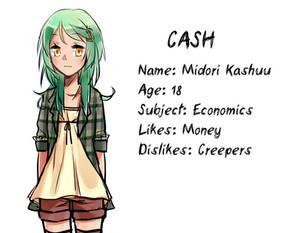 [Cash vs Yandere] Midori Kashuu