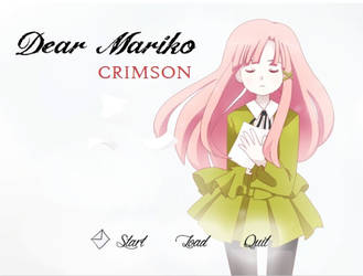 Dear Mariko: Crimson [RPG Horror] by CorenB