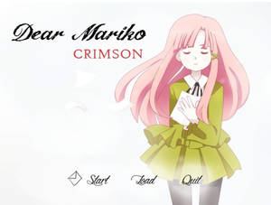 Dear Mariko: Crimson [RPG Horror]