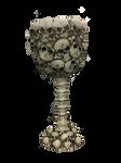 PNG Skeleton Cup