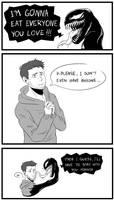 Venom comic by ShadowofWolf200