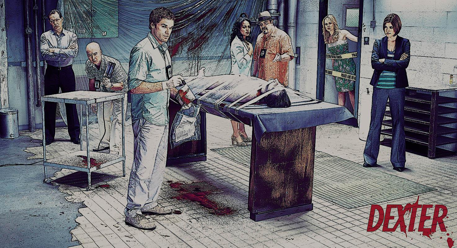 Jeff Lindsay (Saga Dexter 5 Libros Español) Dexter_by_metinp