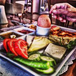 Breakfast by metinp