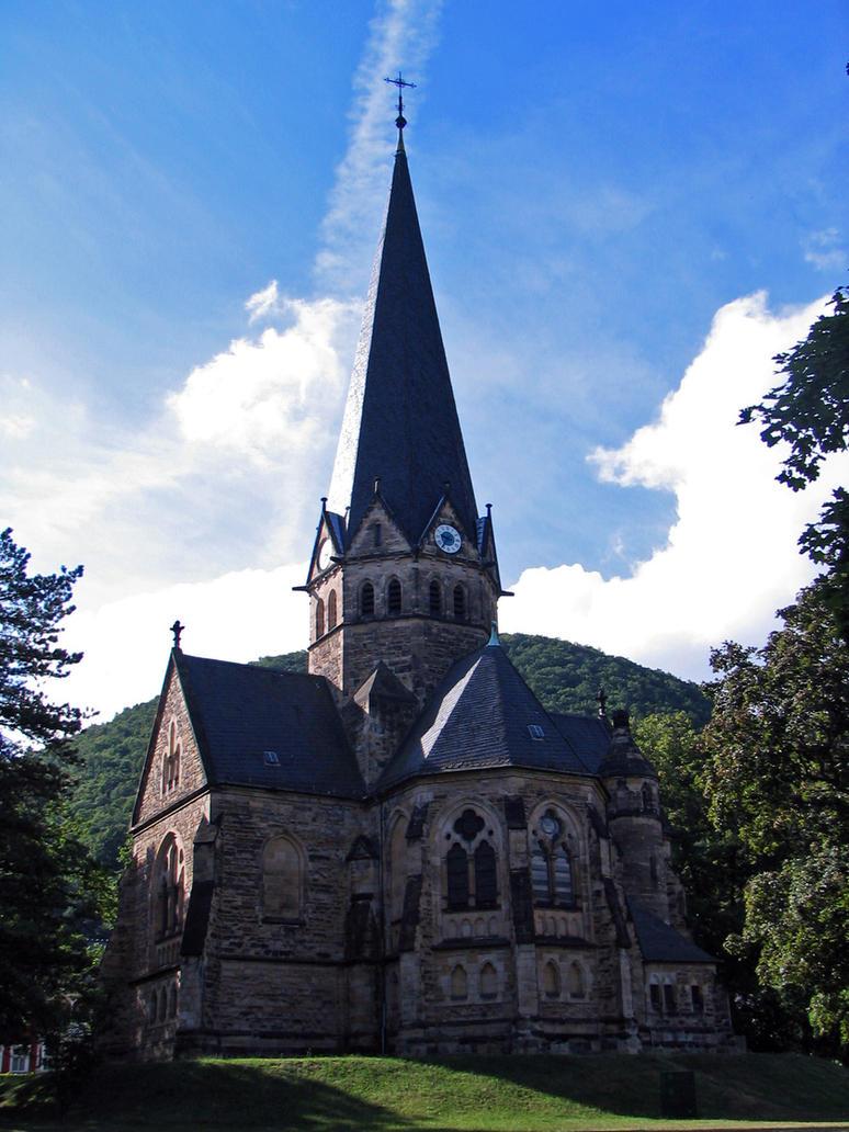 church 02 by Pagan-Stock