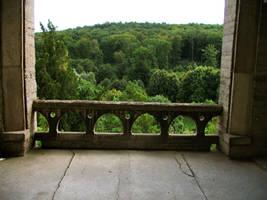 railing 01 by Pagan-Stock