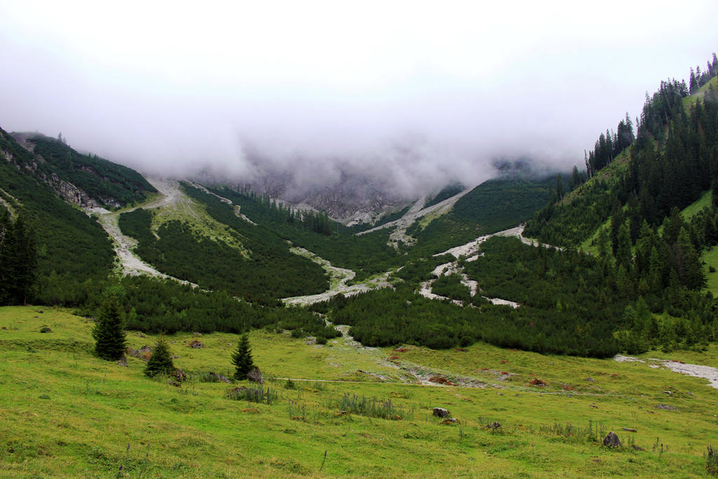 mountainscape 06 by Pagan-Stock