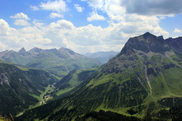 Mountainscape 22 by Pagan-Stock