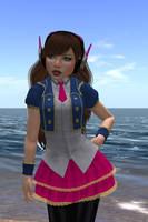 Academy D.va Second Life