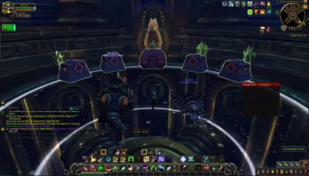 5 mask Horrific Vision of Stormwind!