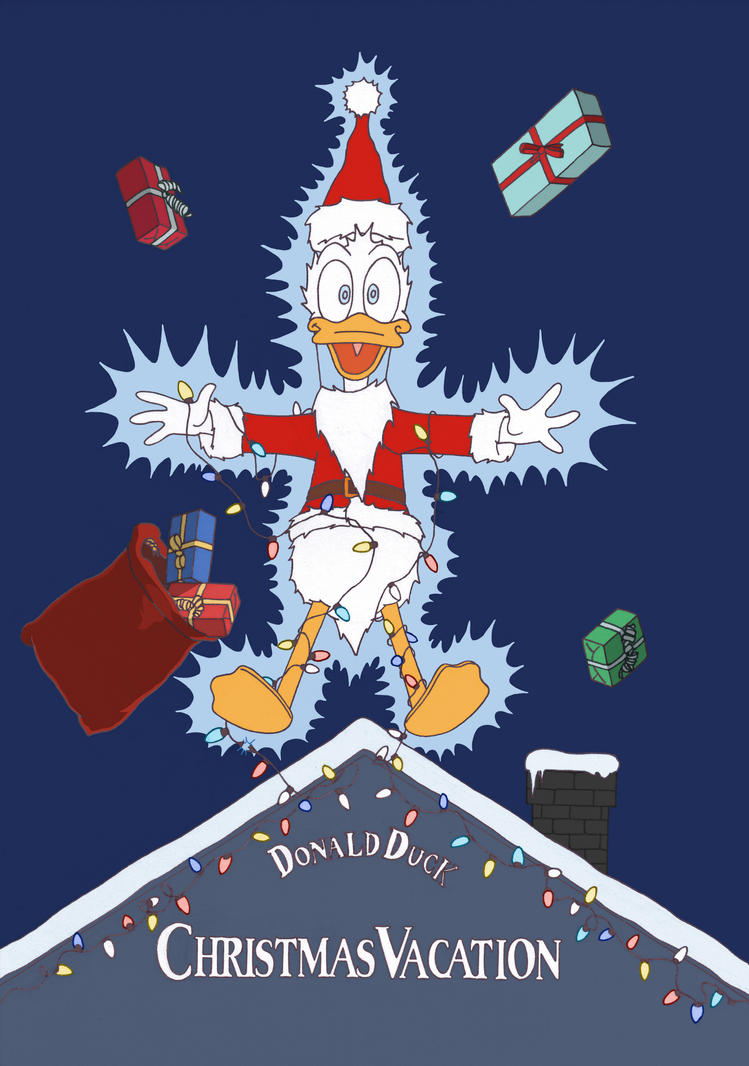 Christmas 2016 - the old classic by Disney-Addicts on DeviantArt
