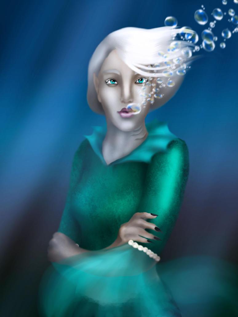 Sweet Siren by snowstormspawn