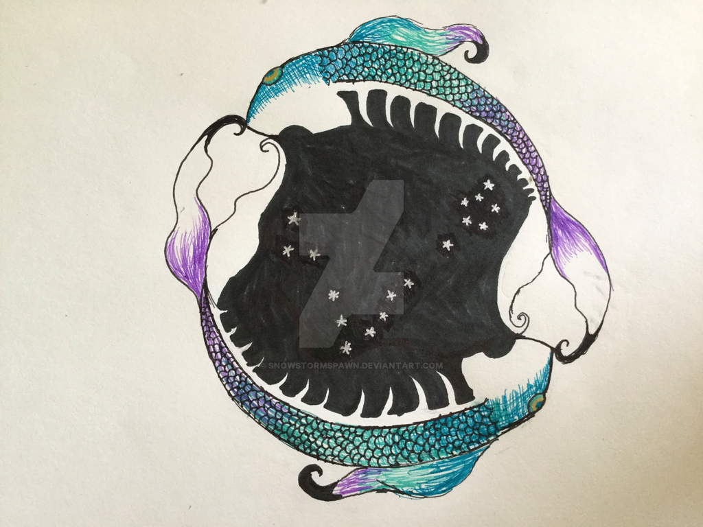 Pisces by snowstormspawn
