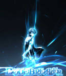 The Blue flame...