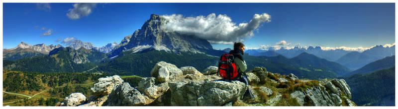 Dolomites hdr -short-