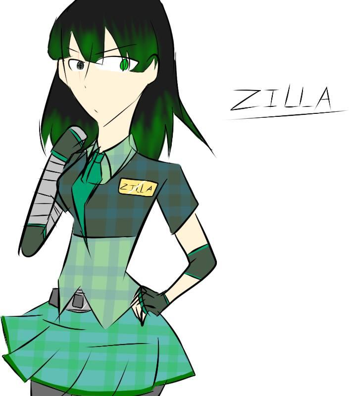 ZILLA by pakwan02