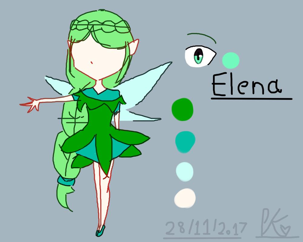 [Elena] by pakwan02