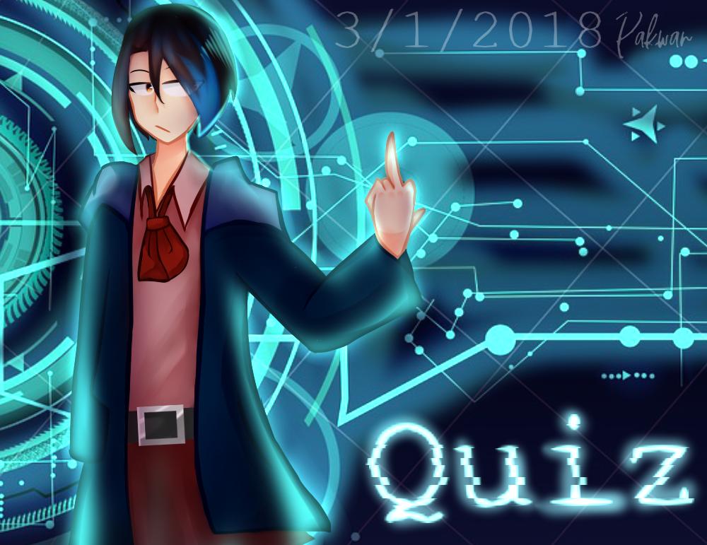 [Quiz] by pakwan02