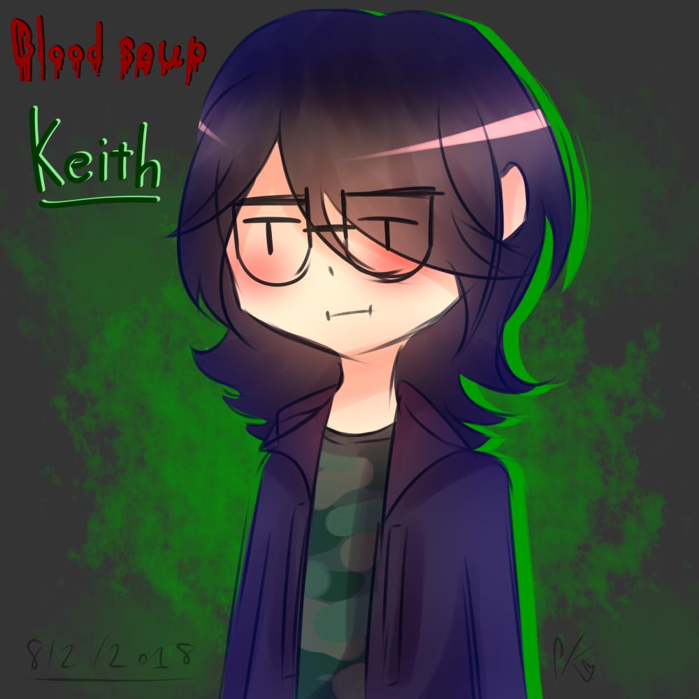 [keith blood soup] [FA] again by pakwan02