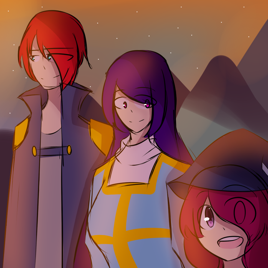 [The family adventure] by pakwan02