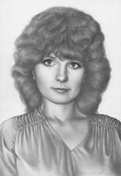 Woman portrait - commission 11