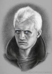 Rutger Hauer as Roy Batty (Blade Runner 1982)