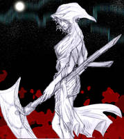 Death Lady by sensei-mew