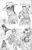 TF2 sketch by sensei-mew