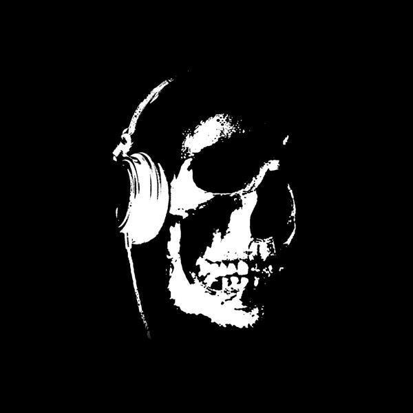 Headphones Wallpaper: Skull Headphones By LukeYoung On DeviantArt