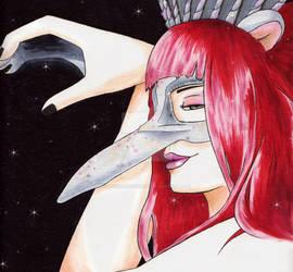 Queen of the Rats... by MystressCyanide