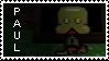 Paul (Petscop Stamp) F2U by cytord