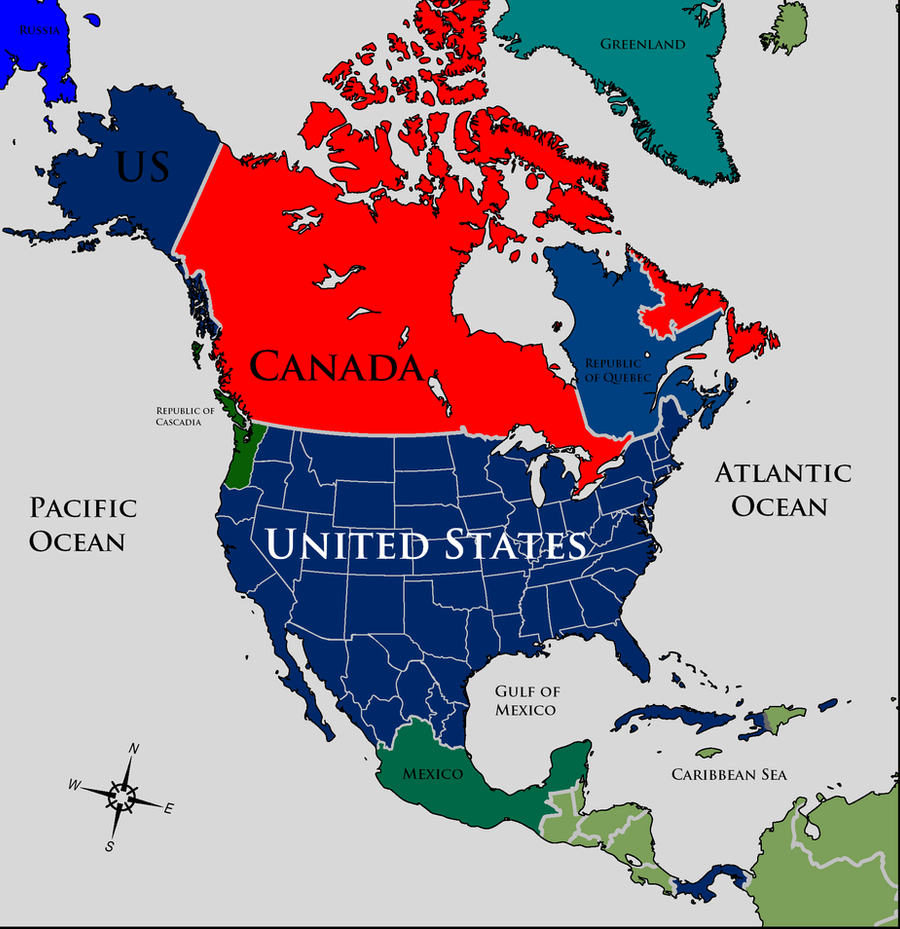 Empire Of God By YNot On DeviantArt - Us empire map pacific